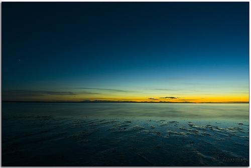 Emerald Skies by Janusz L